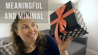 3 Gifting Tips For Couples | Minimal And Meaningful Gifts For Your Significant Other