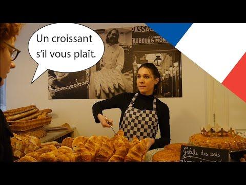 Taaldorp Frans oefenen #1: BIJ DE FRANSE BAKKER / À LA BOULANGERIE