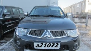 Mitsubishi L200 Тест-драйв.Anton Avtoman.(http://vk.com/id132523895 Добавляйтесь в друзья!) http://www.facebook.com/anton.vorotnikov https://plus.google.com/u/0/110807444081517706579/posts ..., 2012-12-07T12:28:20.000Z)
