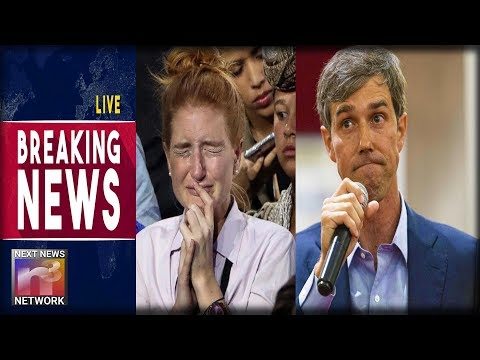 BREAKING: Leftists Instantly Break Down In Tears After Beto O\'Rourke Makes Announcement They Dread