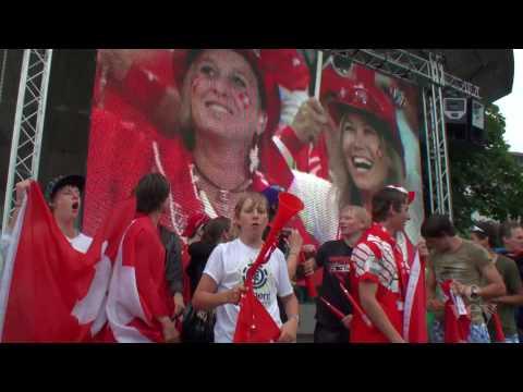 Match Suisse Espagne à Vevey