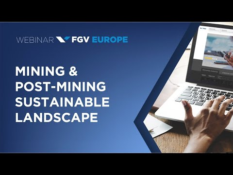 3º Webinar Mining & Post-Mining Sustainable Landscape