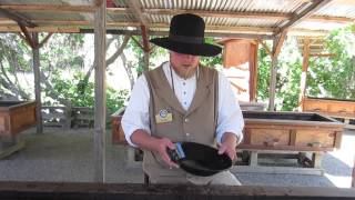 Gold Panning on the American River, Coloma, CA - Trekaroo. trootrip