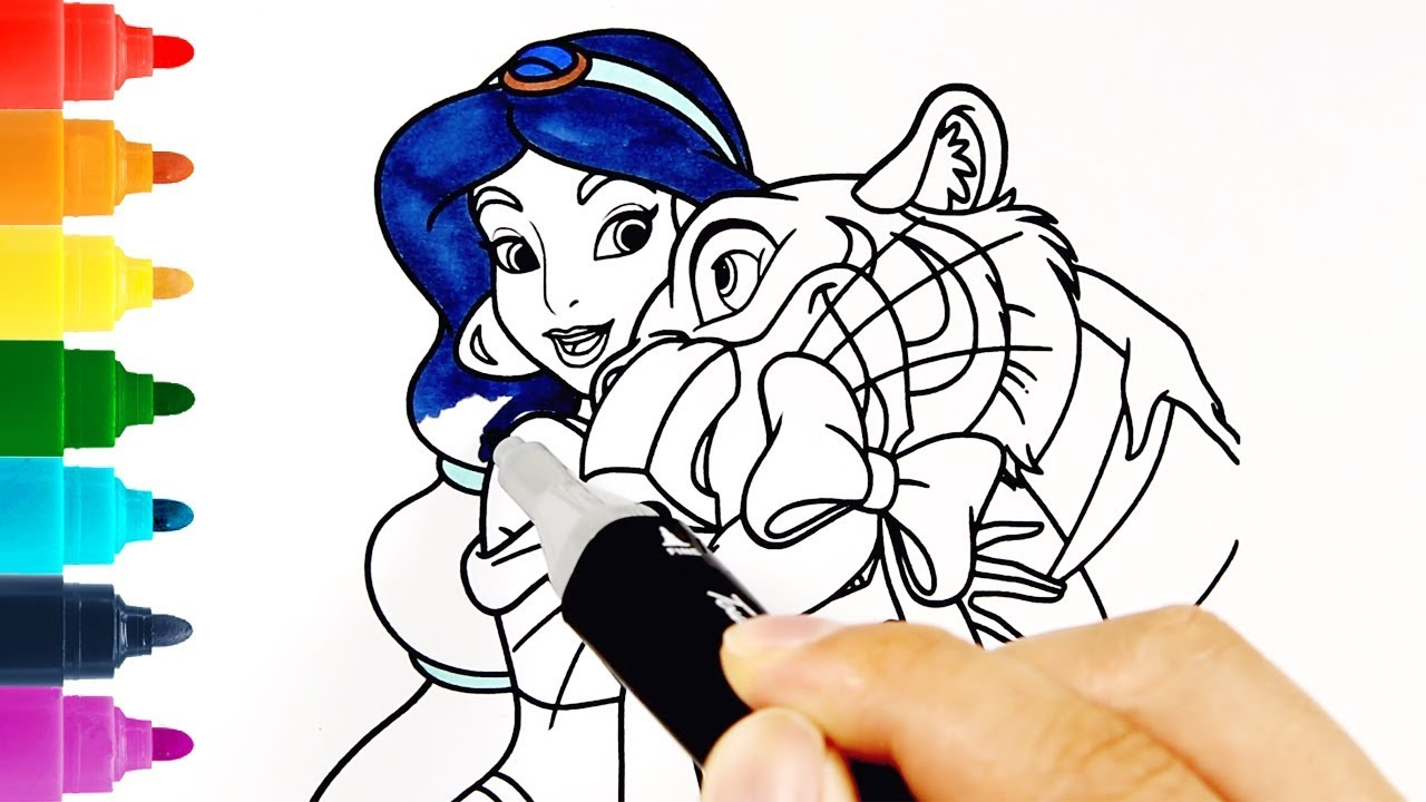 Aladdin coloring pages on Coloring-Book.info | 720x1280