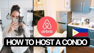 Gambar cover How to Set Up a Manila Airbnb Condo (PHILIPPINES VLOG 57)