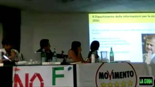 Angelo Tofalo spiega il funzionamento di servizi segreti e COPASIR a Catania