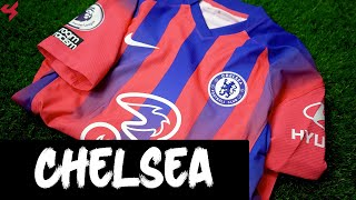 Nike Chelsea Havertz 2020/21 Vapor Match Third Jersey Unboxing + Review