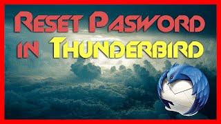 Make thunderbird ask for password