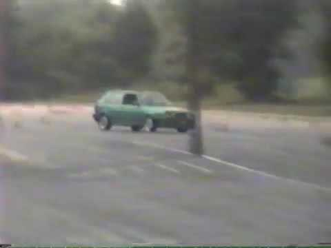 mk2 vw gti 16v Montana green 1992