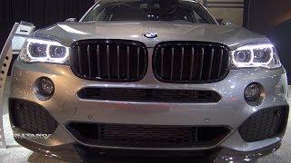 2018 BMW X5 xDrive35i - Exterior And Interior Walkaround - 2018 Quebec Auto Show