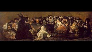 Aquelarres: reunión de las brujas en el Cerro Prieto