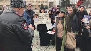 Дагестан: что 8 марта потребовали матери от Васильева