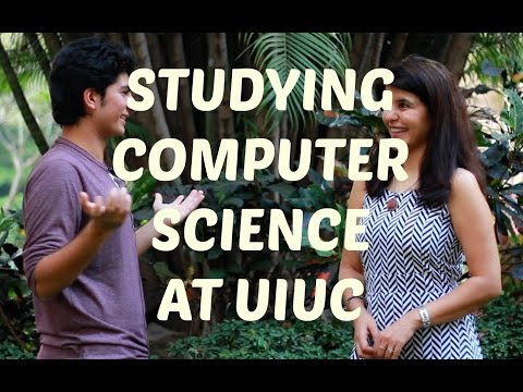 College Experience - Studying Computer Science at UIUC #ChetChat