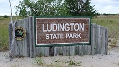 Ludington State Park; maybe the best State Park in Michigan
