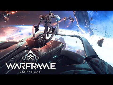 Warframe Empyrean - Official Cinematic Launch Trailer |  The Game Awards  2019