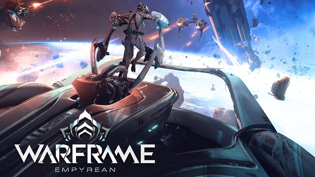 Empyrean launch trailer για το Warframe