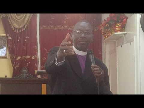Bishop Douglas Jackson-I'm Thirsty-