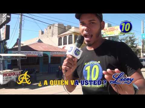 Encuesta en villa vasquez 19 de enero 2017 Aguilas Vs Licey