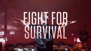 Смотреть клип Sub Sonik Ft. Alee - Fight For Survival