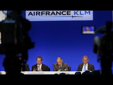 Air France-KLM affecté par les attentats en Europe - corporate