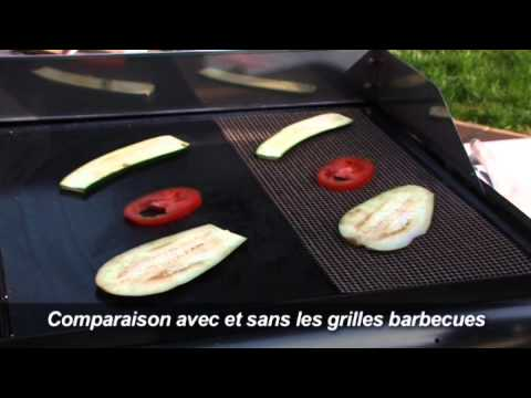 grille pour le barbecue youtube. Black Bedroom Furniture Sets. Home Design Ideas