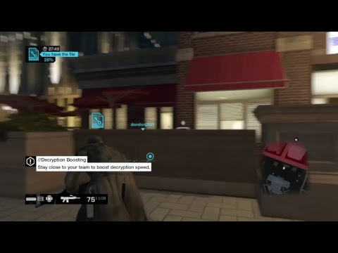 Watch Dogs ~ Digital Trips/Online Gameplay