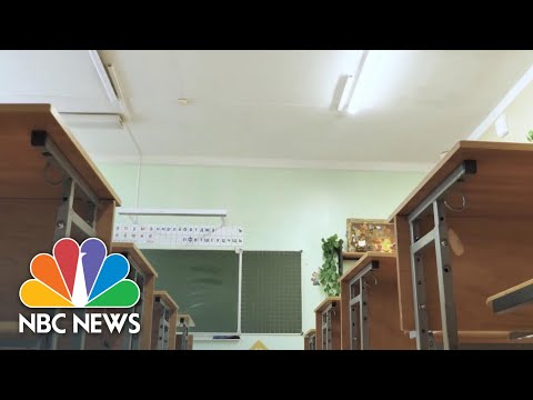 'I Don't Feel Safe': Teachers Express Discomfort About Returning To Classrooms   NBC News NOW