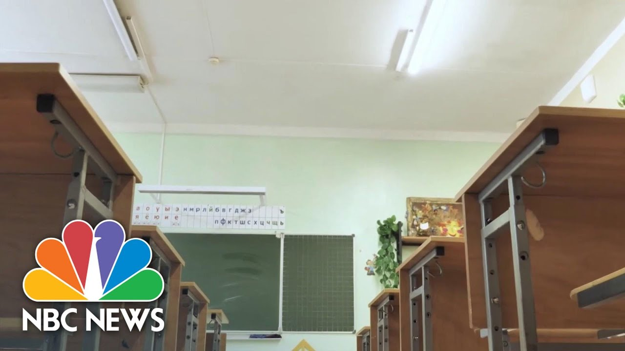 'I Don't Feel Safe': Teachers Express Discomfort About Returning To Classrooms | NBC News NOW