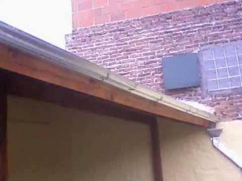 Vinilit canaletas de techo doovi for Canaletas para techos de madera