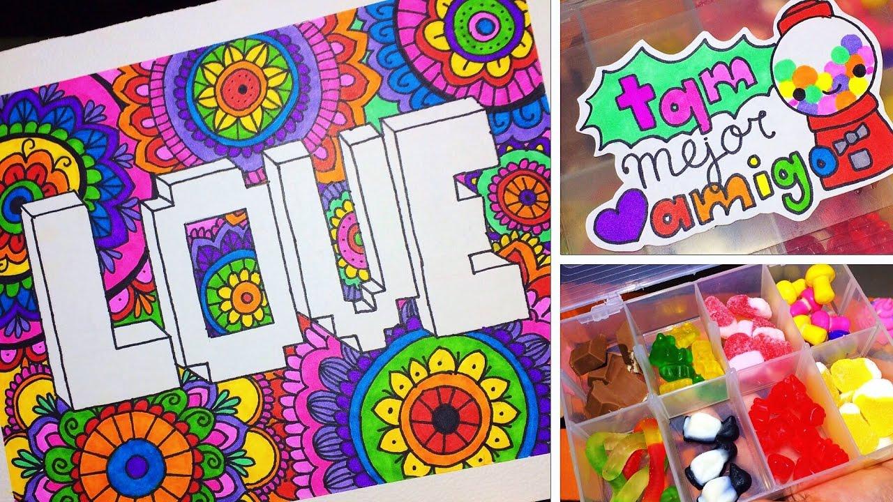 Regalos bonitos para tus amigos youtube - Ideas de regalos originales para amigas ...