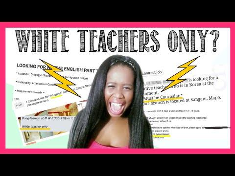 Teacher Tip Tuesday   Job Hunting in Korea   Tips & Tricks for Non-White ESL Job Seekers