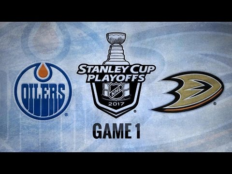 Edmonton Oilers Vs. Anaheim Ducks Game 1 | NHL Game Recap | April 26, 2017 | HD