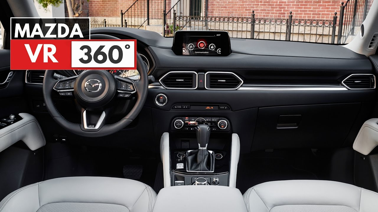 (VR) 2017 Mazda CX 5 Interior 360°