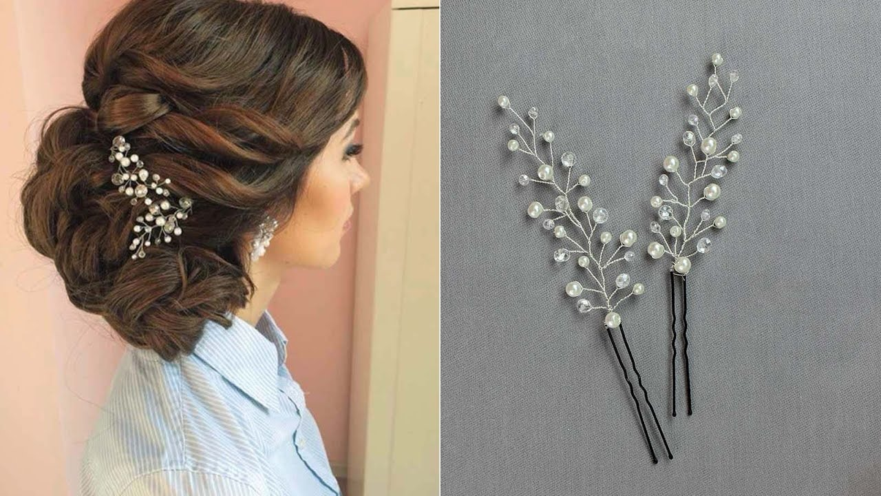 Hair Pins For Hairstyle Hair Vine Accessory Hair Comb Diy