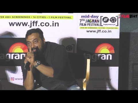 Anurag Kashyap reacts on Pakistani artists working in India; Watch video | Filmibeat