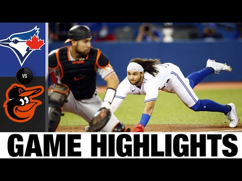 Download Orioles vs. Blue Jays Game Highlights (9/1/21)   MLB Highlights