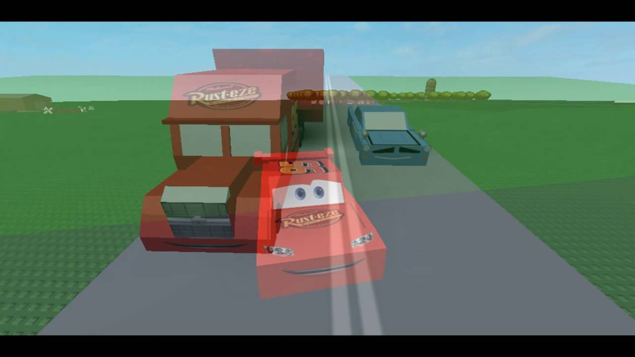 Cars 2 Roblox Game Coming Soon Youtube
