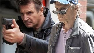 Liam Neeson Star not gaunt unrecognisable but insists he