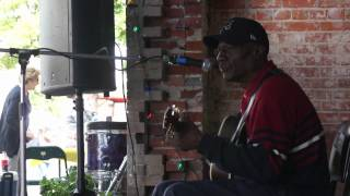 "Jimmy ""Duck"" Holmes at Juke Joint Festival 2011"