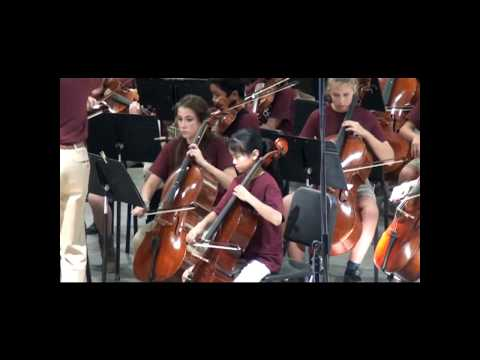 2017 Cazadero Music Camp Junior High Mid-session Concert - Orchestra