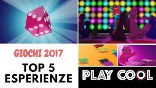 Playcool - Top 5 Giochi 2017