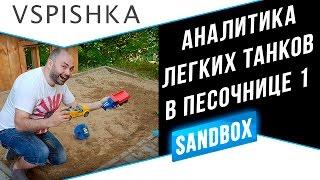 Песочница - ЛЕГКИЕ ТАНКИ Аналитика 1