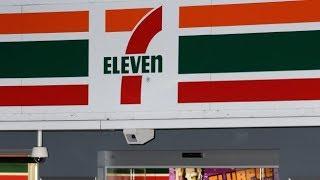 7-ELEVEN Without Cashier in Manhattan