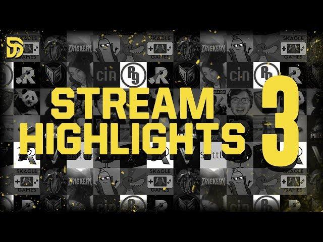 Disrupt Gaming: Stream Highlights Ep 3