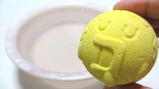 たまごっち びっくらたまご  Tamagotchi bath powder  Bath Bubble toy thumbnail
