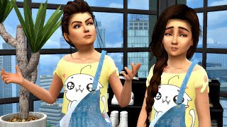 TWIN PROBLEMS l THE SIMS 4