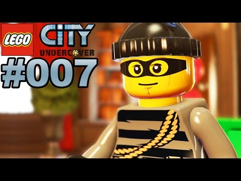 LEGO CITY UNDERCOVER #007 Räuber Chase 🐲 Let's Play LEGO City Undercover [Deutsch]