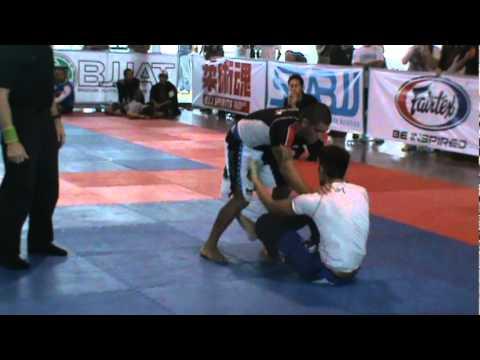 FBT 2010 Thailand Open Ogasawara, Makoto  vs Caporal Rodrigo Nogi Elite -80k g finals