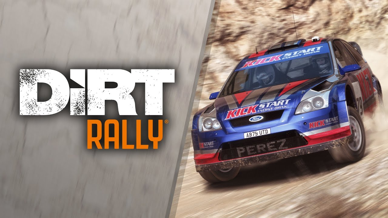 DiRT Rally - Cars of DiRT Modern Masters - YouTube