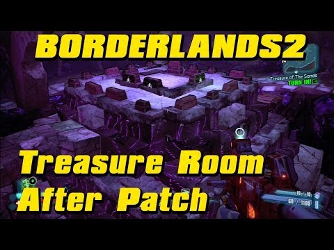 Best Loot From The Treasure Room Borderlands